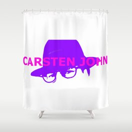 Merchandise Artist Carsten John Shower Curtain