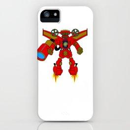 Cinémech iPhone Case