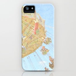 All the fun of the fair iPhone Case