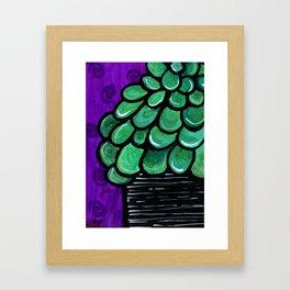 Jade Joy Framed Art Print