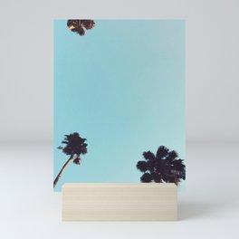 Angeleno Palms Mini Art Print