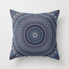 Native Soul Mandala 5 Throw Pillow
