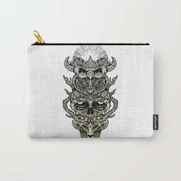 Peace in Chaos Carry-All Pouch