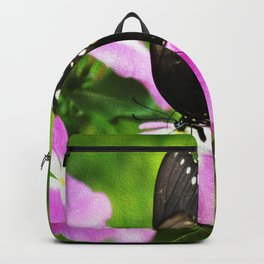 Swallow Tail Butterfly Backpack