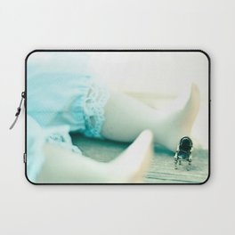 Alice's Escapades ~ Alice & The Chair Laptop Sleeve