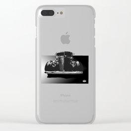 Fabulous Fat Fenders Clear iPhone Case