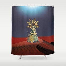 Fourth Jhana Shower Curtain