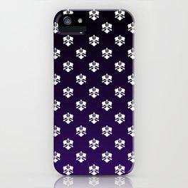 Millicent's Iris iPhone Case