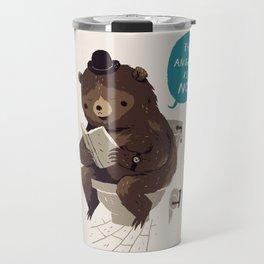 Does A Bear.. Travel Mug