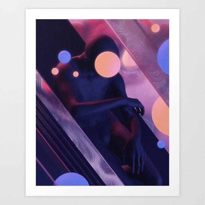 Rush Art Print