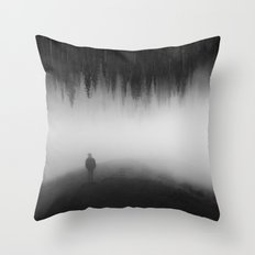 A Dream Wanderer Throw Pillow