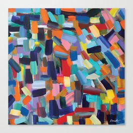 Vivacious 402 Canvas Print