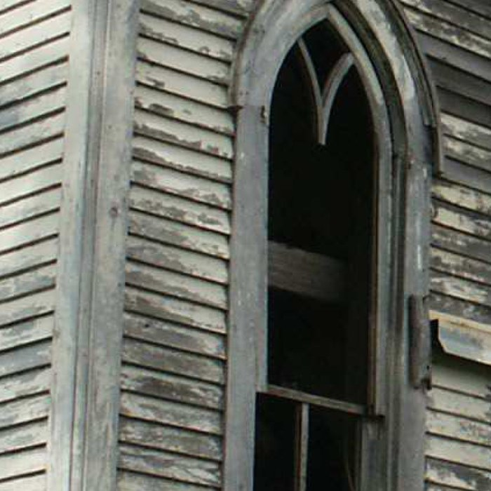 Abandoned Church Leggings