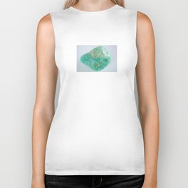 Amazonite - The Peace Collection Biker Tank