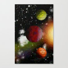 SPACE 10162013 - 052 Canvas Print