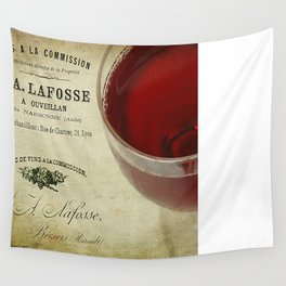 Wine Wall Tapestry