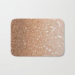 Copper Shiny Powder Texure Bath Mat