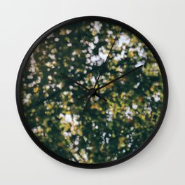 Memory of Summer Wall Clock