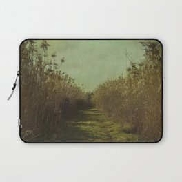 The path into the unknown Laptop Sleeve