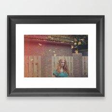 Autumnal Framed Art Print