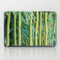 bamboo iPad Cases featuring Bamboo by Laura Ruth
