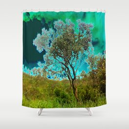 Bush Shower Curtain