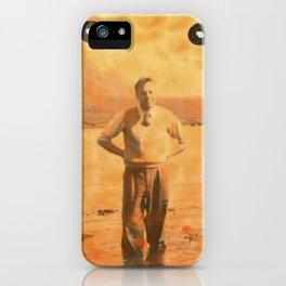 Tempi Residui - C2 - 009 iPhone Case