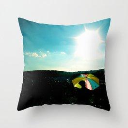 Wakarusa Throw Pillow
