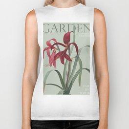 Victoria's Garden, feat. Amaryllis Formosissima, Magazine Cover Biker Tank