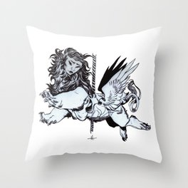 Sphinx Throw Pillow