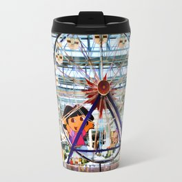 Nickelodeon Universe indoor amusement park 2 Travel Mug