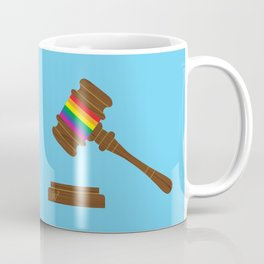 The Equal Protection Clause Does Not Require States To License Same-Sex Marriages Coffee Mug