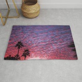 AZ Sunset on a Cloudy Day Rug