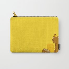 Birthday Bear Carry-All Pouch