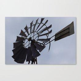 wind-mill Canvas Print
