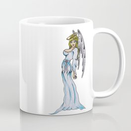 Once an angel  Coffee Mug