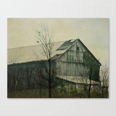 Vacant Canvas Print