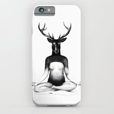 Deer Yoga iPhone 6 Slim Case