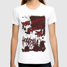 HorrorVille 13 B-movie flyer. T-shirt