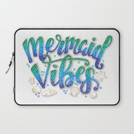 Mermaid Vibes Laptop Sleeve