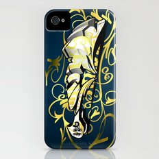3D Graffiti - No Way iPhone (4, 4s) Slim Case