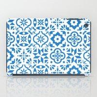 spanish iPad Cases featuring Spanish Tiles by Morris & Essex