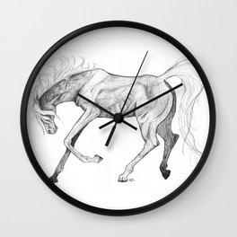 Prance Wall Clock