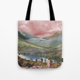 Highland Dusk Tote Bag