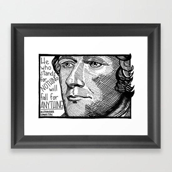 Alexander Hamilton by alphavariable