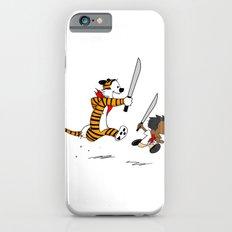 Bonifacio and Hobbes Slim Case iPhone 6s
