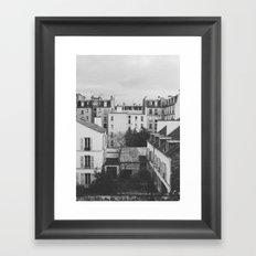 Paris _ Photography Framed Art Print