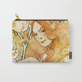 Tiger Lilly Fairy Carry-All Pouch