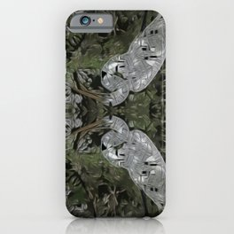 A Great Egret iPhone Case
