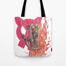 Zargon Shadow Tote Bag